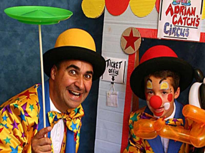 Adrian Catch Childrens Entertainer