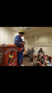 Blackpool Children's Entertainer - Lancashire Children's Entertainer - Adrian Catch Children's Magician