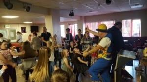 Adrian Catch Manchester Children's Party Dances